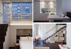 Tiny Condo In New York Maximises Its Small Footprint | Humble Homes
