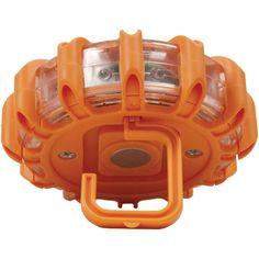 Wagan Tech 2639 Bright LED Light F.R.E.D. Flashing Roadside Emergency Disk