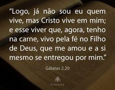 Voltemos Ao Evangelho | 10 imagens de versículo para compartilhar no facebook
