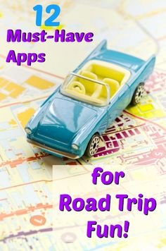 12 Must-Have Apps for Road Trip Fun! http://www.wonderoftech.com/12-best-road-trip-apps/ Make your road trip more fun and interesting with these helpful apps. #travel #apps #kids