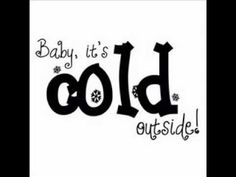 Baby, it's cold outside by Lady Antebellum Music Video - YouTube