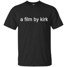 A film by kirk t-shirt sweatshirt: #teamkirk gilmore girls sold by iFrogtees