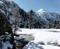 Plateau de Cayan Cauterets #pyrenees #hautespyrenees #montagne #cauterets #paysage #nature #neige by kat_image17