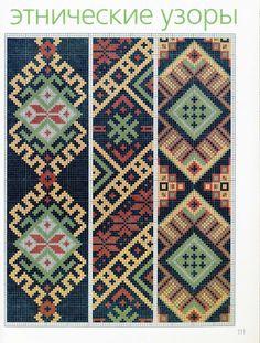 Gallery.ru / Foto # 99 - 500 padrões. Enciclopédia do ponto da cruz - natlopat