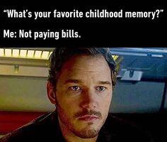 Favorite Childhood Memory