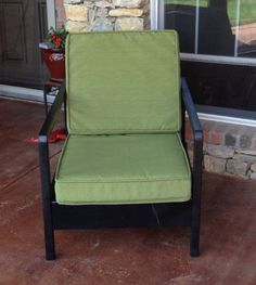 simple outdoor chairs | Do It Yourself Home Projects from Ana White