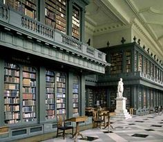 Codrington Library, All Souls College (Oxford, England)