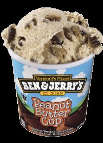 Discover your personal euphoria with Ben & Jerry's line-up of ice cream, Non-Dairy, frozen yogurt, and sorbet flavors. Peanut Butter Ice Cream, Heath Bars, Feel Good Food, Icecream Bar, Ice Cream Flavors, Ben And Jerrys Ice Cream, Frozen Yogurt, Toffee, Sweet