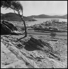 Ios island, Photograph by Voula Papaioannou Benaki Museum - Photographic Archives Greece Photography, Art Photography, Benaki Museum, Greek History, Greek Islands, Virtual Tour, Athens, Old Photos, Black And White