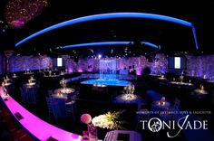 Beverly Hilton ... Designer Event Rentals for all your wedding needs!!