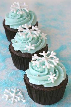 Snowflake Cupcakeswomansday