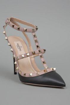 212cd9408b3 valentino stiletto Valentino Studded Heels