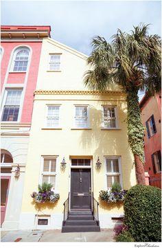 13 Beautiful Photos of Charleston's Historic Homes - Explore Charleston Blog Magnolia Plantation, Front Door Planters, Mount Pleasant, Low Country, Historic Homes, Historical Sites, Weekend Getaways, Charleston