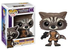 POP! Marvel: Guardians of the Galaxy - Rocket To Buy, click here:  https://www.facebook.com/pages/The-Zocalo-Connection/181977941943568