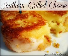 Southern Grilled Cheese
