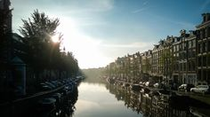 good morning, #amsterdam! by #michaelkiss on #500px