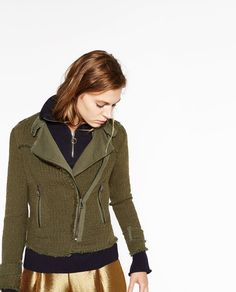 DOUBLE BREASTED BLAZER-View all-OUTERWEAR-WOMAN | ZARA United States
