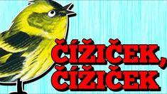 Čížiček, čížiček +7 pesničiek | Zbierka | Slovenské detské pesničky | Sl...