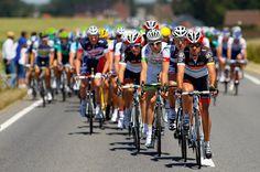Le Tour de France 2012, Stage 2