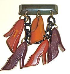 Bakelite Museum...shoes!