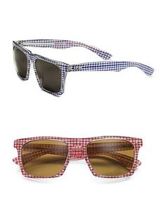 Add a little punch to those shades. Mosley Tribes $180