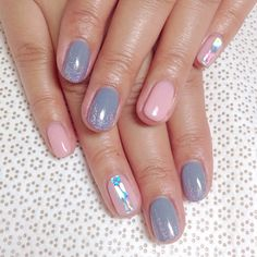 Freshly cut nails. Absolutely loving them. - Imgur