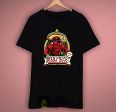 Like and Share if you want this  Deadpool Tacos Unisex Premium T shirt Size S,M,L,XL,2XL     Deadpool Tacos Unisex Premium T shirt. The picture will be printed using Direct To Garment (DTG) Printing Technology in full color with durable photo quality reproduction NOT use heat transfer method.  Mpcteehouse made and sale premium t shirt gift for him or her.  Product Details :  The Tshirt is made of 100% preshrunk cotton.    Tag a friend who would love this!     FREE Shipping Worldwide     Get…