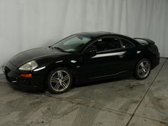 Looking for something sporty? Check out this Pre-Owned 2005 Mitsubishi Eclipse for sale in Brooklyn Center MN at Luther Brookdale Mitsubishi dealership. Find an affordable car for sale in Minnesota. We want to help you find the perfect vehicle. This used Eclipse includes Leather Seating Surfaces, Moonroof, Infinity Audio, Alloy Wheels, Keyless Entry, Power Windows, Locks and more. >> Learn more and schedule a test drive.