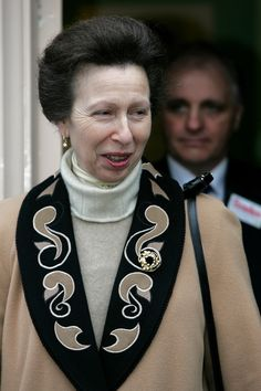 It's finally here: Princess Anne to unveil war statue