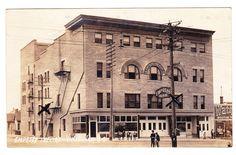 BC – VANCOUVER, Empress Theatre, Hastings & Gore, Elliott & Baglow c.1908 RPPC