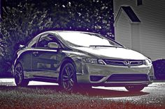 Honda Civic Si - Travis's Car