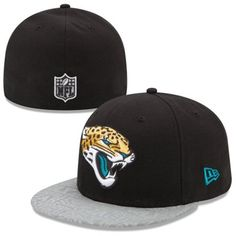 Amp up your look with this classic fitted Jags cap.