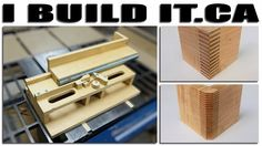 Building The Ultimate Box Joint Jig - YouTube