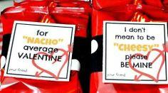 easy boys valentines printable idea