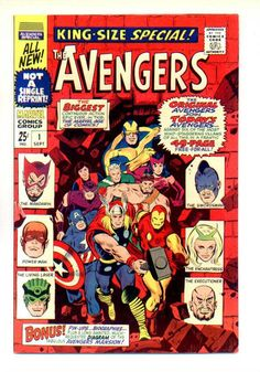 Avengers Annual#1 (Digital Comic)