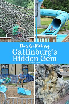 Ober Gatlinburg - A fun, family friendly Gatlinburg spot hidden at the top of a mountain {and an amazing way to get up there! Gatlinburg Tennessee Cabins, Ober Gatlinburg, Gatlinburg Vacation, Tennessee Vacation, Vacation Trips, Vacation Spots, Vacation Ideas, Family Vacations, Alaska Travel