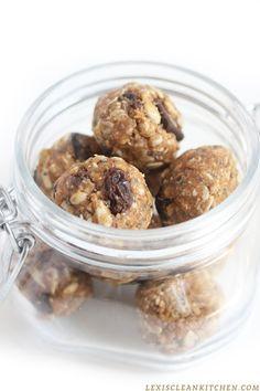 Nut-Free Power Bites