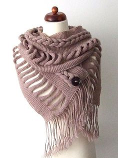 Ravelry: Amadeit's braid scarf