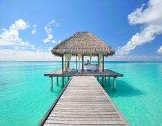 Kuramathi Island Resort - Maldivler