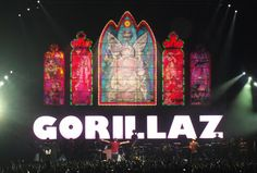 A religious experience at the Gorillaz concert in Hong Kong