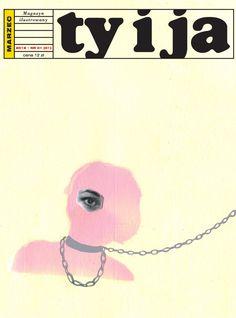 Ty i Ja magazine covers on Behance