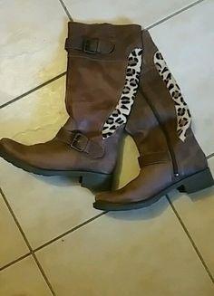 À vendre sur #vintedfrance ! http://www.vinted.fr/chaussures-femmes/bottes-and-bottines/25775914-bottes-cuir-veritable