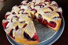 Pflaumenkuchen nach Oma Mia