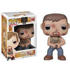 Walking Dead POP Injured Daryl Vinyl Figure