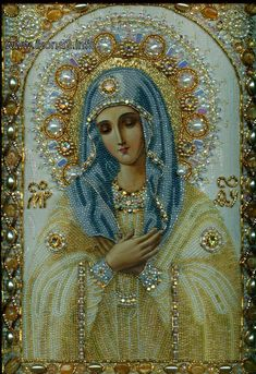 Our Lady, Mother of Jesus Religious Pictures, Religious Icons, Religious Art, Blessed Mother Mary, Blessed Virgin Mary, La Madone, Images Of Mary, Queen Of Heaven, Mama Mary