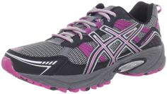 Great selection of lightweight trail running shoes for women that are on sale. These trail running shoes are designed with comfort and support in mind.  They all have great traction so that you can transition from road to trail.  These running shoes are also very lightweight, supportive and will provide you with a great fit whether you are out for a run or just exercising.