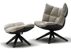 Husk armchair  B & B Italia  Patricia Urquiola #furniture