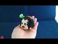 かぎ編みで編む(only hook)ツムツム(TSUM TSUM)グーフィー(Goofy)レインボールーム(Rainbow loom) - YouTube