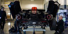 Cuando lo exclusivo no es suficiente, entonces tienes el Heritage Edition #Ford GT...