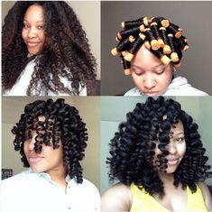 Beautiful Spiral Curls IG:@eclark6 #naturalhairmag
